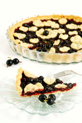 Tarta z owocami Tart with fruits