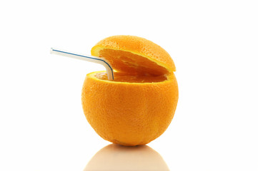 Fresh Orange-Juice