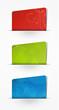 Cartoncini creativi con fessura