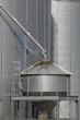 silos agriculture buildings