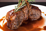 Fototapety Roasted Lamb Chops
