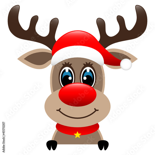 "Rudolph Label"" Stock image and royalty-free vector files on Fotolia ..."