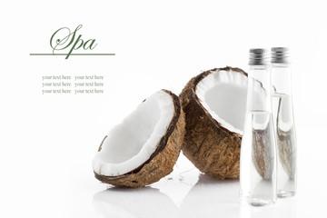 coconut banner
