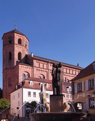 St. Michael in Homburg