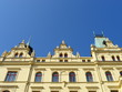 historische Architektur in Prag