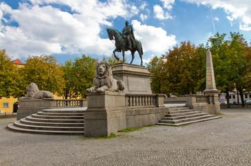 Karlsplatz in Stuttgart