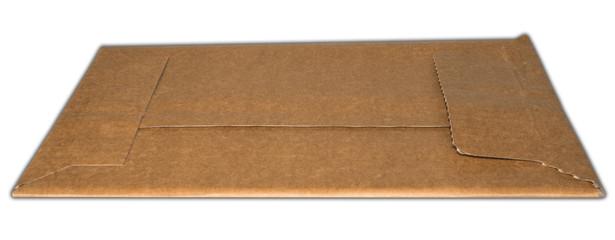 Kartonversandtasche, Kuvert