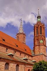 Münster Unserer Lieben Frau in Villingen ( Schwarzwald )