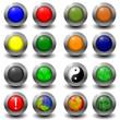 Kugel Button Set