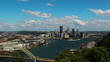Pittsburgh Skyline Time Lapse