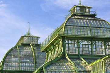 Detailaufnahme Palmenhaus