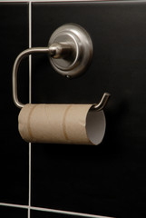 Кронштейн для туалетной бумаги.