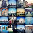 Collage - Venice