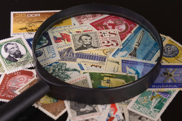 lold postage stamps