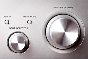 Hi-fi knobs