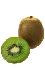 kiwi mit halber kiwi