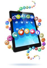 tablette picto
