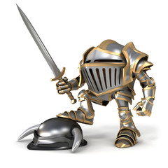 Knight conqueror