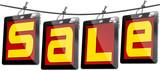 Sale Tags - Tablet Pc