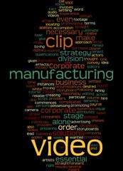 Video Clip Production Concept