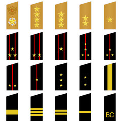 Insignia of the Russian army