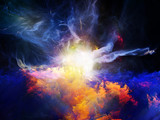 Nebulae Abstraction