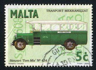 Bus Stewart Tom Mix