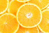 Fototapety Oranges close up