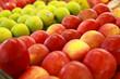 Äpfel auf dem Markt