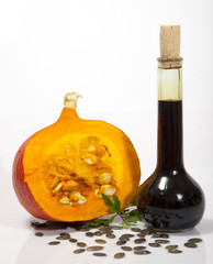 OIL OF PUMPKIN © Herby Meseritsch