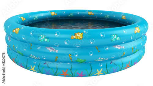 Childs above ground swimming pool