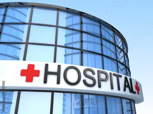 Build hospital - 45207005