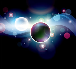 Abstract Vector-Space Background