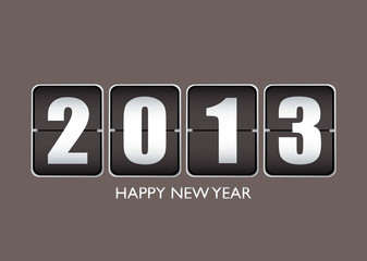 Happy new year 12013