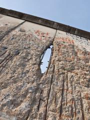 Berliner Mauerrest