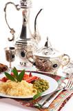 Fototapete Asiatische spezialitäten - Eating - Brot / Nudeln / Reis