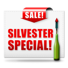 Silvester Special! Button, Icon