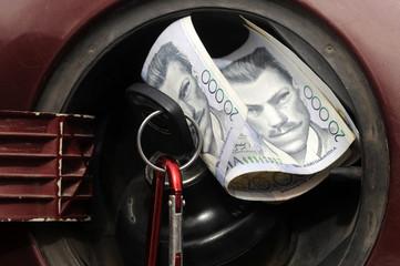 Gasolina Benzina Benzină