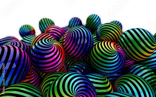 bolas de colores © carloscastilla
