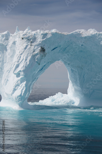 Foto op Plexiglas Antarctica 2 Iceberg off the coast of Greenland