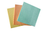 rhombus reinforced cleaning napkin poster
