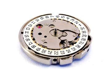 Movimento orologio meccanico