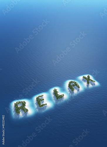 Relax - Insel Konzept 2