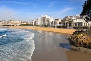 biarritz, francia