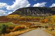 Last dollar road in sanJuan mountains