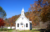 Small beautiful church