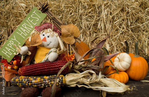 Autumn decoration