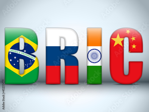 BRIC Countries Letters