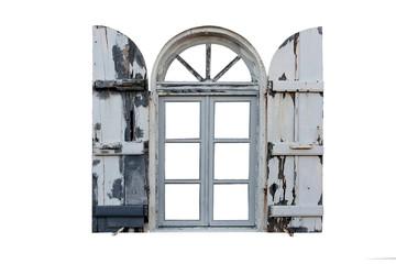 finestra vecchia