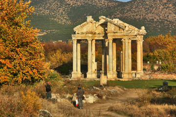 Afrodisias Antik Kent